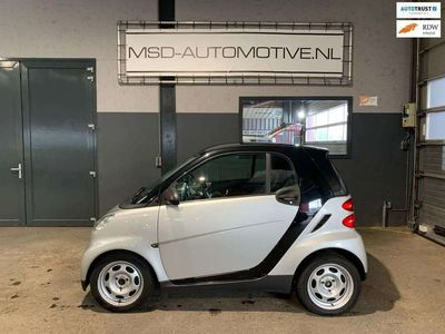 tweedehands Smart ForTwo Coupé 1.0 mhd Pure Plus Automaat Nap