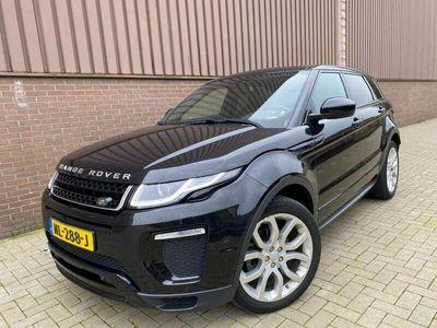 tweedehands Land Rover Range Rover evoque 2.0 TD4 HSE Dynamic Automaat Leer Pano