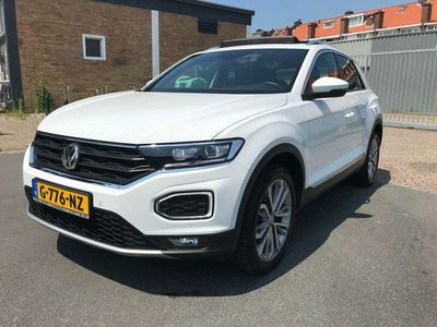 tweedehands VW T-Roc 2.0 TSI 4Motion Sp. Pano- Lane assist