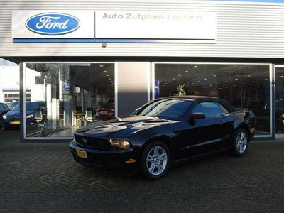 tweedehands Ford Mustang GT 4.0 V6 Cabrio 213PK | AIRCO | CRUISE CONTROL |