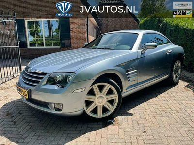 tweedehands Chrysler Crossfire 3.2 V6 Nederlandse auto, nap