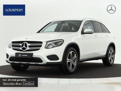 tweedehands Mercedes 250 GLC-KLASSE4MATIC Lichtmetalen velgen | navigatie | parkeer pakket | Inclusief 24 MB Premium Certified garantie voor Europa.