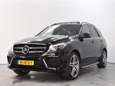 tweedehands Mercedes GLE500 GLE4MATIC AUT