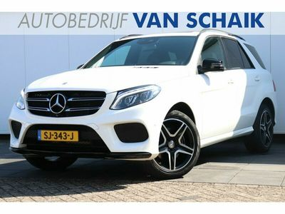 tweedehands Mercedes GLE250 d 4MATIC | 204 PK | AMG-STYLING | NAVI | 360 CAMERA | SCHUIFDAK | LUCHTVERING |