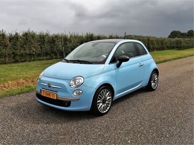tweedehands Fiat 500 0.9 TwinAir Turbo Cult | Panoramadak | Xenon | Leer | Bluetooth