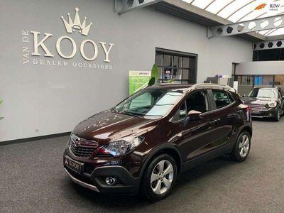 tweedehands Opel Mokka 1.4 T Edition 140pk 6-12 m garantie
