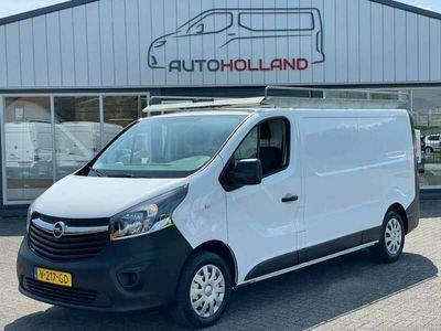 tweedehands Opel Vivaro 1.6 CDTI 70KW 95PK L2H1 AIRCO/ CRUISE CONTROL/ TRE