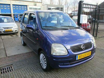 tweedehands Opel Agila 1.2-16V Comfort Zeer nette auto