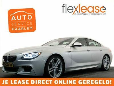 tweedehands BMW 640 6-SERIE Gran Coupé D HIGH EXECUTIVE M-Sport 313pk Aut8, Full, Nw pr € 138.450
