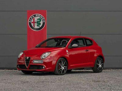 tweedehands Alfa Romeo MiTo QV 170pk