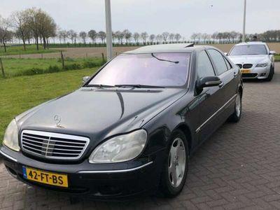 tweedehands Mercedes S600 600 Lang