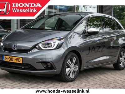 tweedehands Honda Jazz 1.5 e:HEV Executive Automaat - All-in prijs | navi | Sensing | NEW MODEL! .