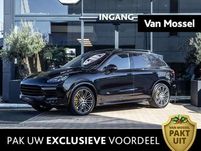 tweedehands Porsche Cayenne Turbo S 4.8 V8 570pk | Sunroof | Sportuitlaat | 21