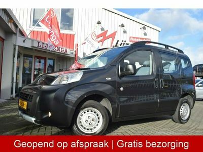 tweedehands Peugeot Bipper TEPEE 1.4 HDi Outdoor Airco | Radio/CD | Trekhaak | Cruise | Dakrails