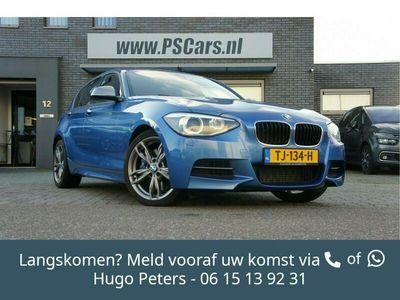 tweedehands BMW M135 1-SERIE i xDrive H.Exec. Bluetooth/Cruise/Clima/Navi/PDC/Xenon Bel 0615139231 voor een afspraa
