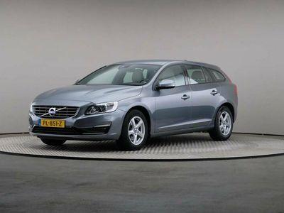 tweedehands Volvo V60 2.0 D3 Polar+ Dynamic, Leder, Navigatie, Xenon