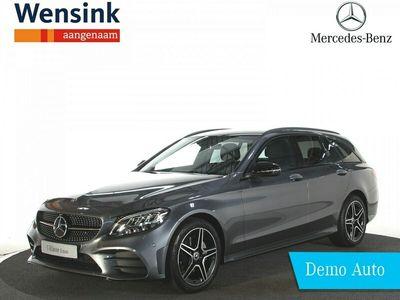 tweedehands Mercedes 180 C-Klasse EstateBusiness Solution AMG | Zitcomfortpakket | Led..