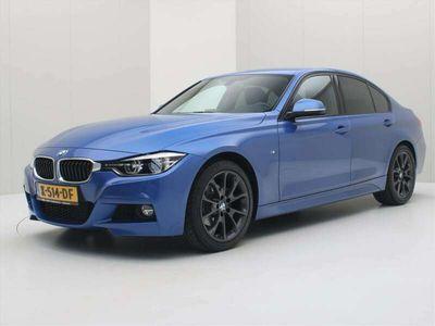 tweedehands BMW 318 3-SERIE i 136PK AUT-8 M-Sport [ XENON+NAVIGATIE+CLIMAAT+CRUISE+PD