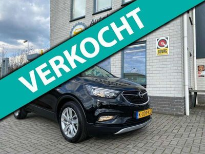 tweedehands Opel Mokka X 1.4 Turbo Black Edition