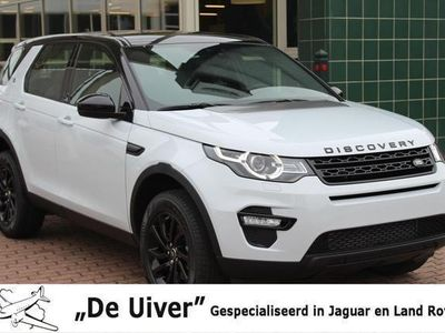tweedehands Land Rover Discovery Sport 2.0 TD4 150pk 4WD 5p. Pure