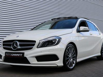 tweedehands Mercedes A250 AMG Pakket 7G-Tronic (Oig NL! NAP! Panoramadak Spo