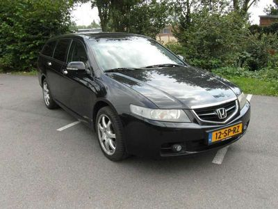 tweedehands Honda Accord Tourer 2.2 CTDi Executive