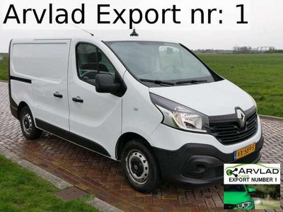 tweedehands Renault Trafic TraficL1H1 1.6 Tdi 88kw 2016 AC