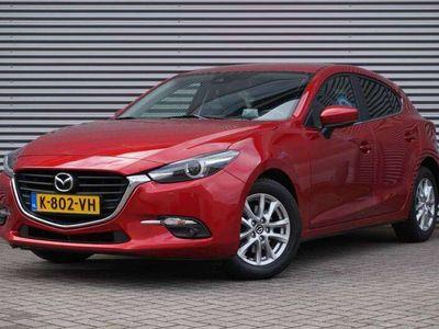 tweedehands Mazda 3 SkyActiv-G 2.0 120-PK, Airco, Ecc, Navi, Pdc.