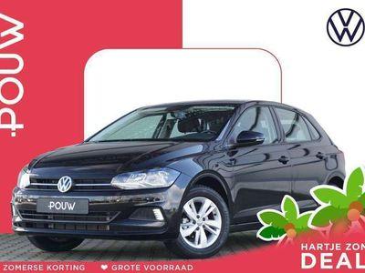 """tweedehands VW Polo 1.0 TSI 95pk Comfortline + 15""""LMV + App-Connect Navigatie"""