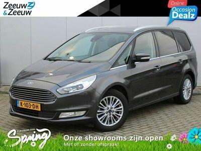tweedehands Ford Galaxy 1.5 160PK 7-Pers Titanium | Schuif/kanteldak | Adapt. cruise C. | Camera | Zeer luxe |