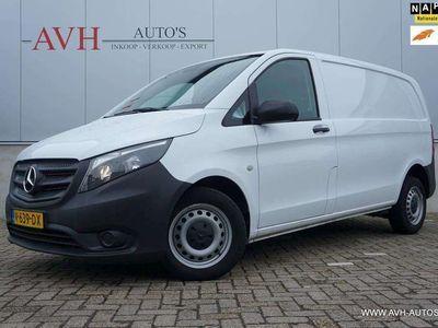 tweedehands Mercedes Vito 109 CDI Lang Business Professional