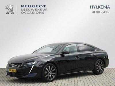 tweedehands Peugeot 508 1.5 BlueHDi 130pk EAT8 Blue Lease GT-line | FOCAL