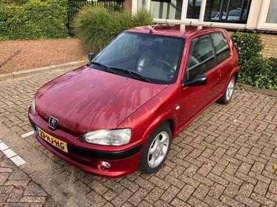 tweedehands Peugeot 106 1.4 XS Sport