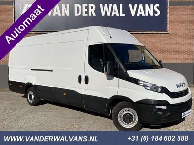 tweedehands Iveco Daily 35S16 Euro6 160pk L3H2 Automaat Airco, parkeersens