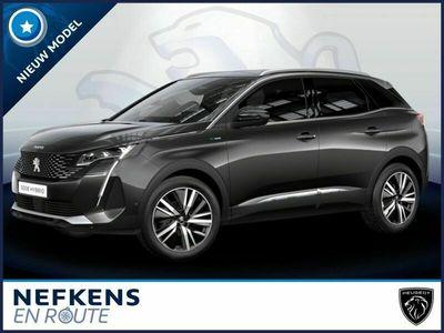 tweedehands Peugeot 3008 SUV GT HYbrid 225 pk Automaat | Schuifdak | Blue Lease