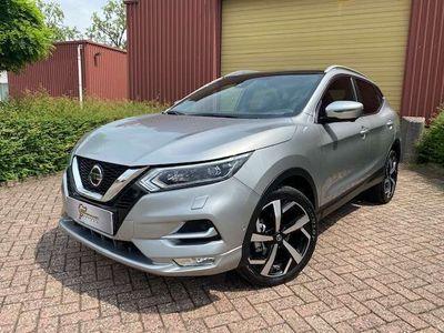 tweedehands Nissan Qashqai 1.3 DIG-T Tekna +