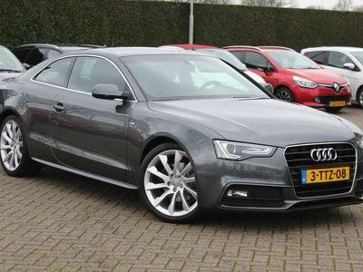 tweedehands Audi A5 Coupé 1.8 170pk TFSI Pro Line S / Navigatie / Park