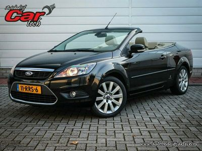 tweedehands Ford Focus Cabriolet Coupé- 2.0 Limited Clima   Cruise   Audio   Lichtmetaal   Trekhaak  