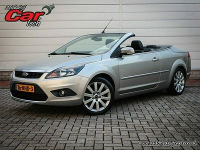 tweedehands Ford Focus Cabriolet Coupé- 2.0 Limited Clima   Cruise   Pdc   17 Inch  