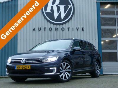 tweedehands VW Passat Variant 1.4 TSI GTE Highline 1e eig/NL Auto/BTW Camera/Adaptive Cruise/Alcantara/Gr Navi/Trekhaak