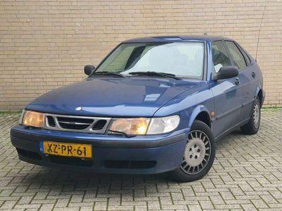 tweedehands Saab 9-3 2.0 S Inruil Koopje Airco LPG-G3 Nap