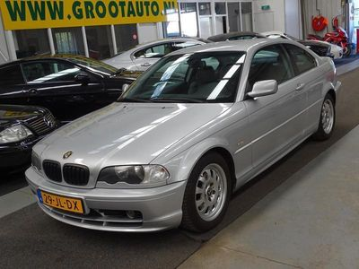 tweedehands BMW 320 320 Coupé Ci Executive Automaat Airco, Leder, Stuur