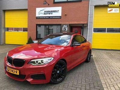 tweedehands BMW M235 2-serie CoupéHigh Executive.autom.schuifd.h