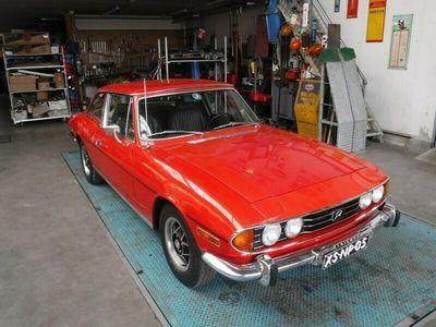 tweedehands Triumph Stag -V8 red