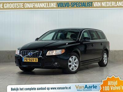 tweedehands Volvo V70 D3 Aut. Navigatie Trekhaak CruiseControl 136pk