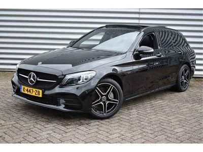 tweedehands Mercedes E300 C-Klasse EstatePLUGIN Business Solution AMG Limited  ..