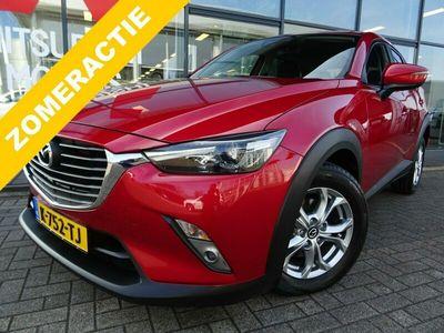 tweedehands Mazda CX-3 2.0 SkyActiv-G 120 TS+ *AUTOMAAT* NAVIGATIE*CRUISE CONTROL*CLIMATE CONTROL*