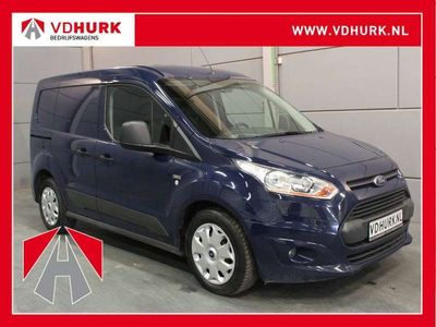 tweedehands Ford Transit Connect 1.6 TDCI 100 pk Bank/3 P/Airco/Bluetooth