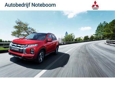 tweedehands Mitsubishi ASX 2.0 Pure Automaat van €30.950,- voor €28.950,- Rij
