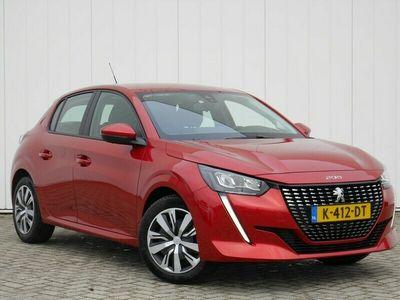 tweedehands Peugeot 208 1.2 PureTech 100pk Active | Nieuw uit voorraad | €3500- voordeel